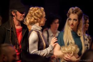 Foto: Sven Nowak 2014 Regie: Frank Schletter Outfit von Studio Balzer
