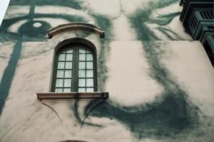 Fenster-Dalí