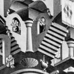 Escher-Stairs